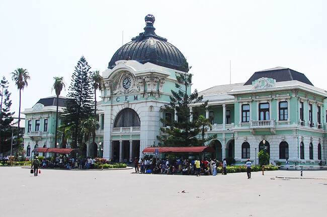 Maputo Central Railway Station and Museum