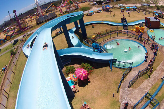 Splash Waterworld Supertubes