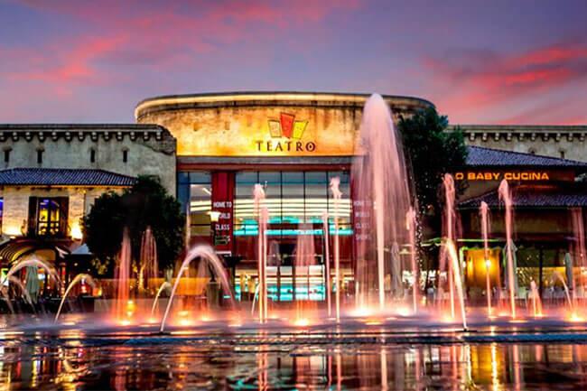 The Teatro Theatre