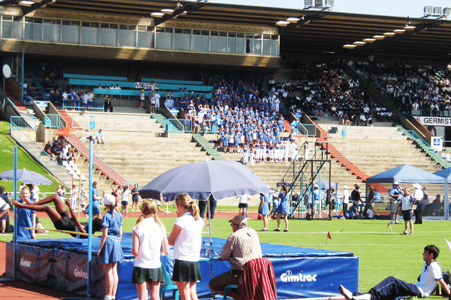 Germiston Stadium (Herman Immelman Stadium)
