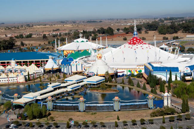 Carnival City and Entertainment