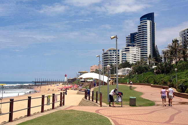 Umhlanga Main Beach