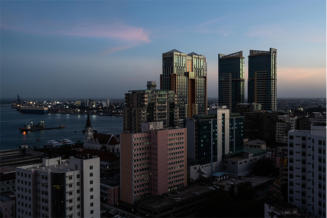 Hotels in Dar es Salaam