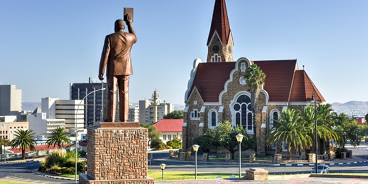 Hotels in Windhoek