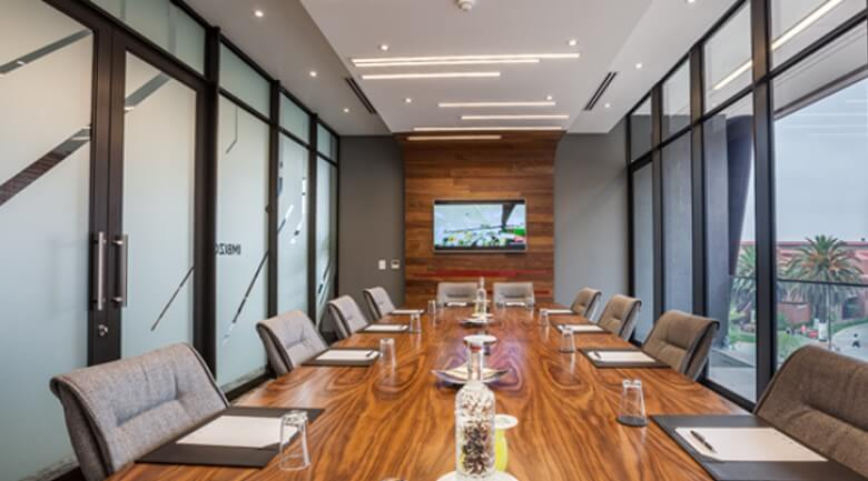 City Lodge Dar es Salaam boardroom
