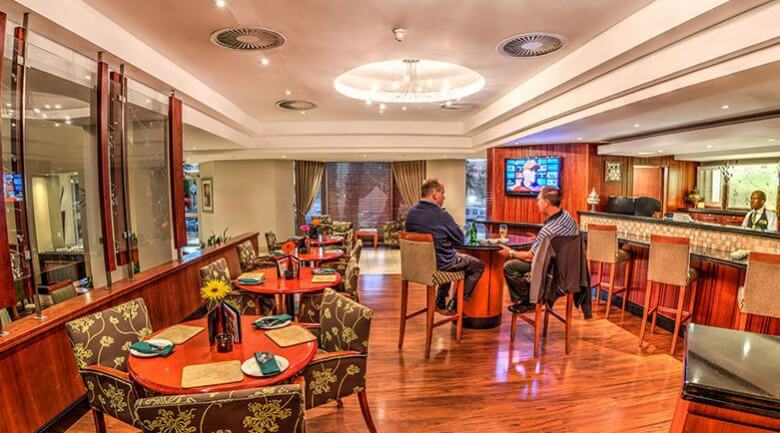 City Lodge Hotel Bloemfontein Bar