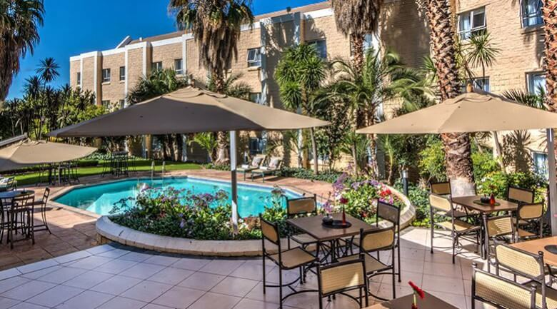 City Lodge Hotel Bloemfontein Pool