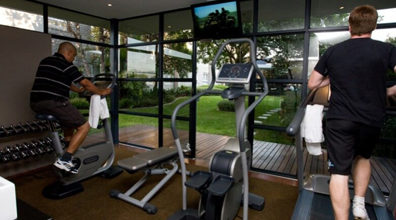 City Lodge Hotel Johannesburg Airport Hotel Gym