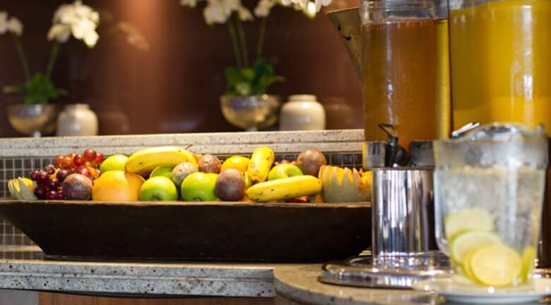 City Lodge Hotel ORT Breakfast