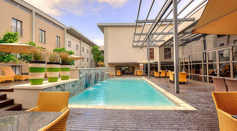 City Lodge Hotel Ort Pool Joburg