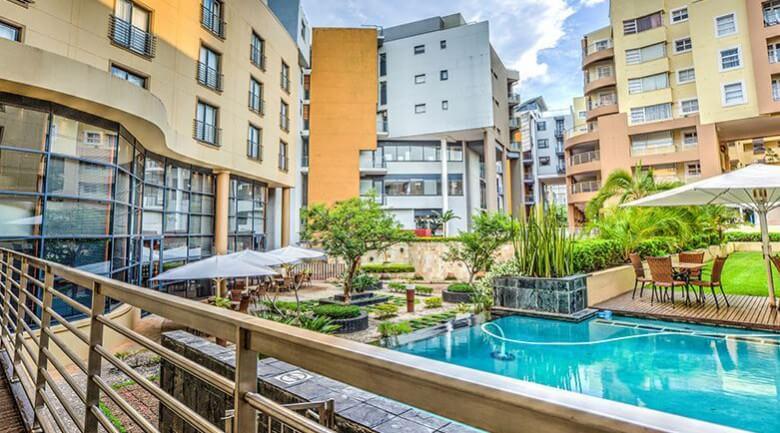 City Lodge Hotel Umhlanga ridge Pool