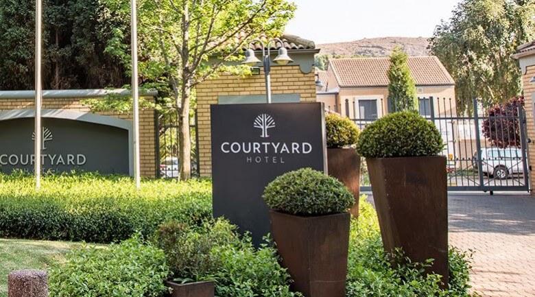 Courtyard Hotel Eastgate Johannesburg