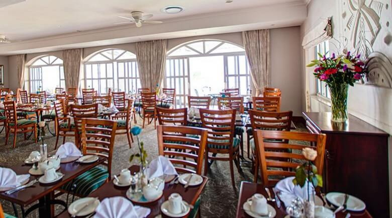 Courtyard Hotel Port Elizabeth Breakfast