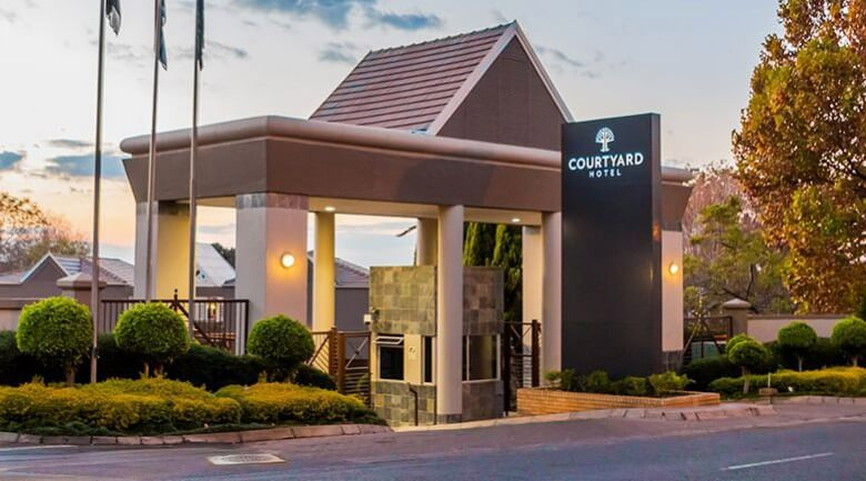 Courtyard Hotel Sandton Johannesburg