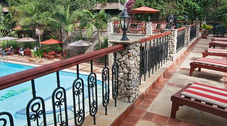 Fairview Nairobi Kenya Pool