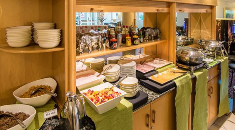 Road Lodge Mbombela Breakfast Buffet