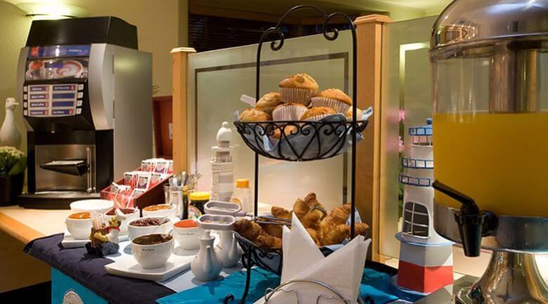 Road Lodge Port Elizabeth Hotel Hotel breakfast