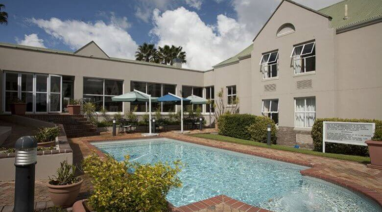 Town Lodge Bellville Hotel Cape Town Pool