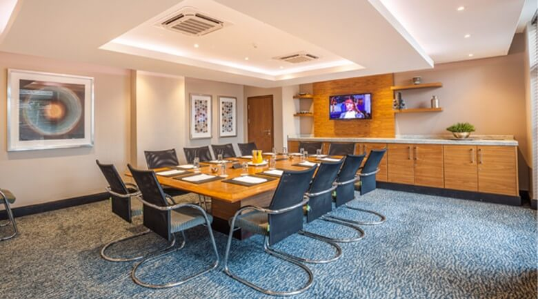 Town Lodge Gaborone Boardroom