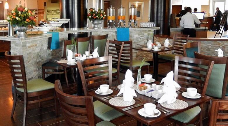 Town Lodge Gaborone Breakfast in Gaborone