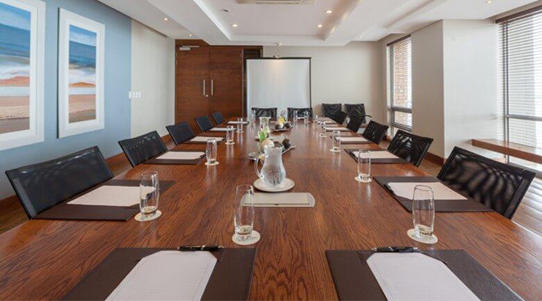 Town Lodge Port Elizabeth boardroom