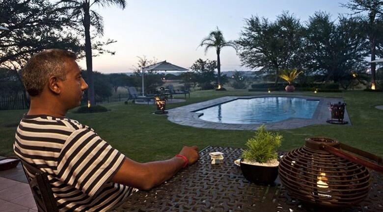 Town Lodge Roodepoort Hotel Pool
