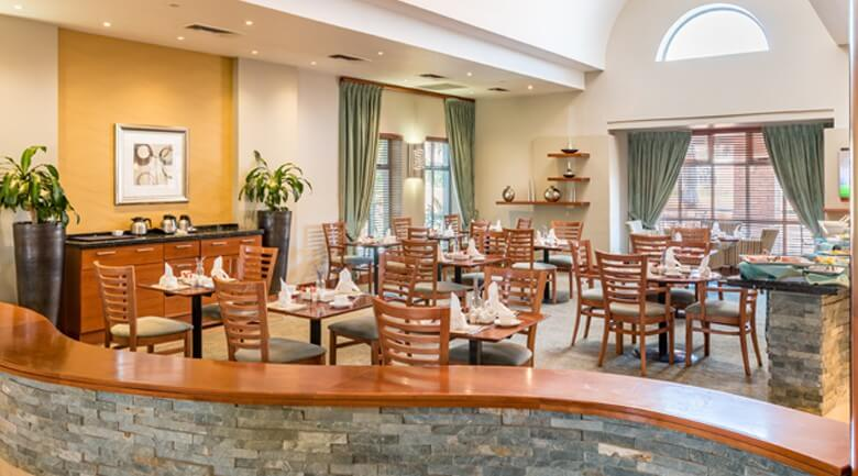 Town Lodge Roodepoort hotel Breakfast