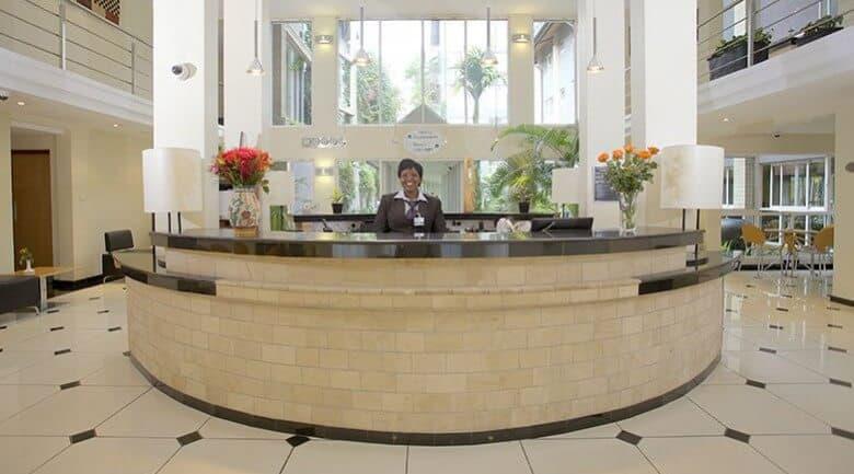Town Lodge Upper Hill Nairobi Kenya Hotel