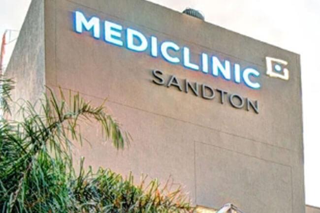 Mediclinic Sandton
