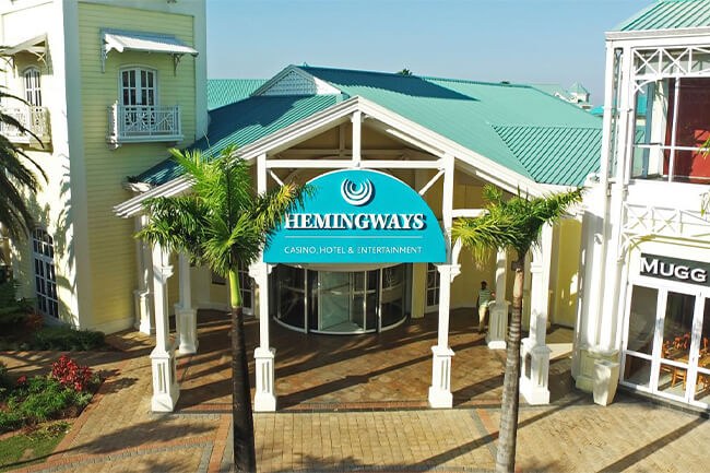 Hemingways Mall