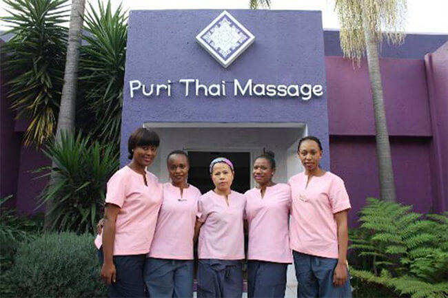 Puri Thai Massage Sandton