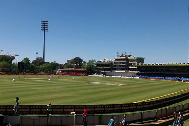 Toyota Rugby Stadium and Mangaung Cricket Oval