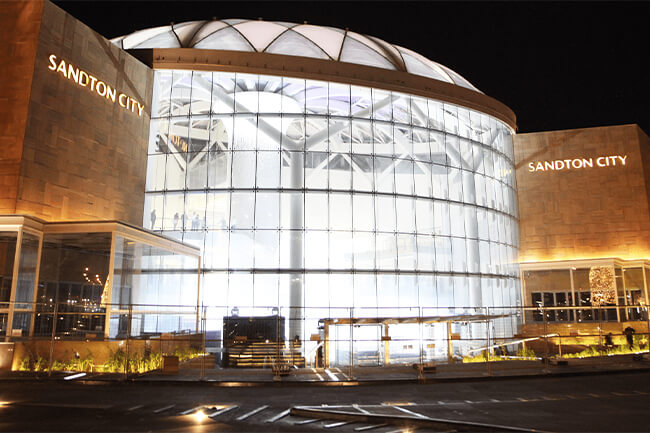 Sandton City Shopping Centre