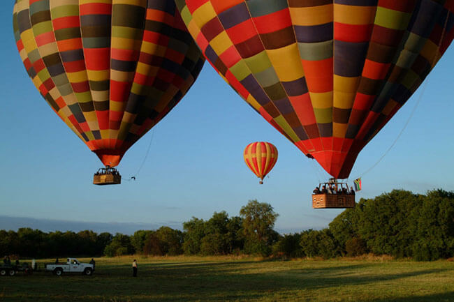 Bill Harrop's Original Balloon Safari